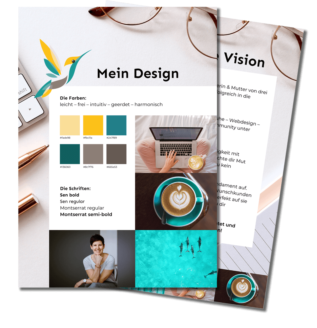 Design für Selbstständige